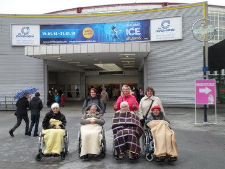 Holiday On Ice in Dortmund 20.01.2018