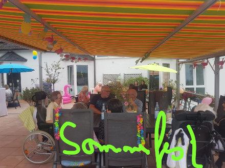 Sommerfest 02.08.2019